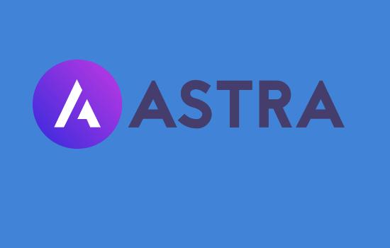 Astra theme