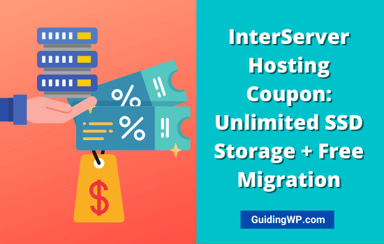 InterServer Hosting Coupon