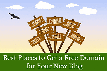 Best Places to Get a Free Domain for Your New Blog
