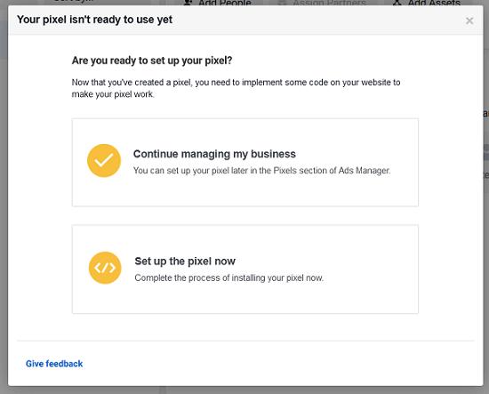 Facebook-pixel-setup