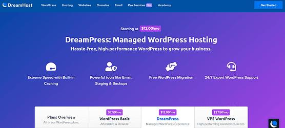DreamPress
