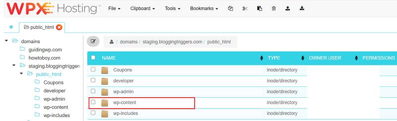 Upload WordPress themes 03