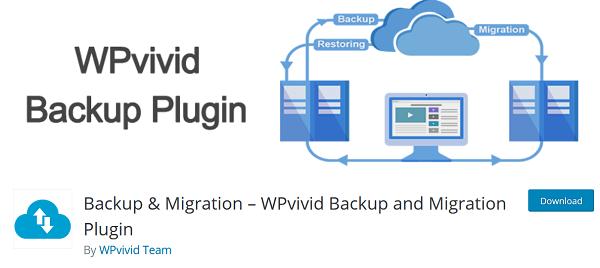 WPvivid-Backup